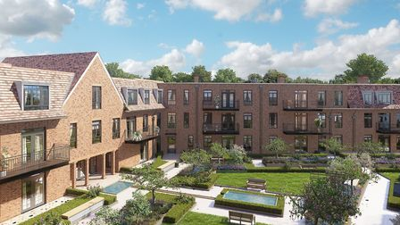 Hampstead Reach, Hampstead Garden Suburb, NW11, from �995,000, Glentree, 0208 731 9500