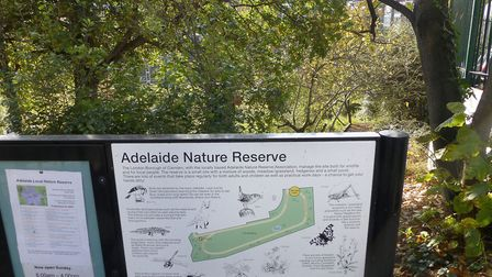 Adelaide Nature reserve