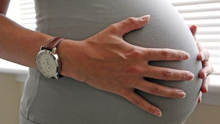 Teenage pregnancies hit a record low in Suffolk: Photo: Katie Collins/PA Wire