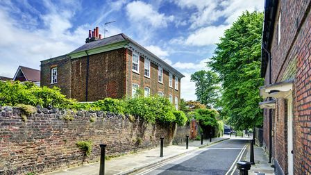 Vine House, Hampstead Square NW3, �11,500,000