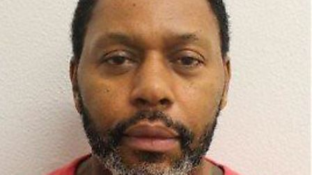 Hornsey abuser Hugh Nelson, 53, struck his victim more than 20 times with a heavy ceramic frying pan