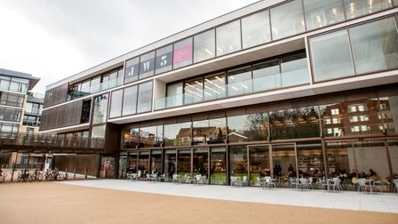 The JW3 centre on Finchley Road is at the centre of a controversy over its alleged promotion of life