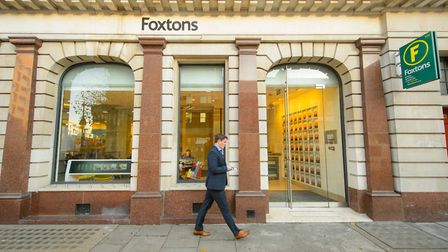 Revenues at Foxtons have slumped in the first quarter as the London-focused estate agent pointed to