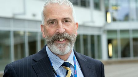 Haverstock School headteacher John Dowd is retiring after 19 years of service, with 17 years at the