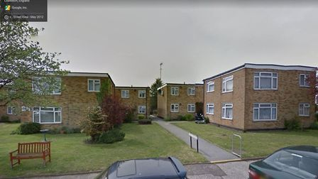 Suffolk Fire were called to Fiske Gardens retirement housing today. Picture: Google Maps