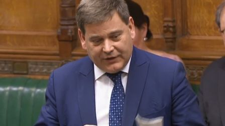 Conservative MP, Andrew Bridgen, who claimed British citizens were entitled to Irish passports in a