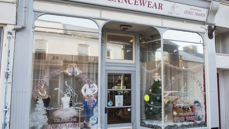 Veriannes Dancewear on London Road South in Lowestoft has a new manager. Picture: Nick Butcher
