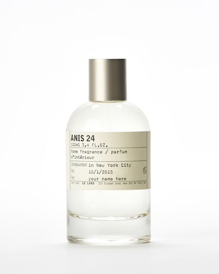 Best Cruelty-Free Home Fragrance went to Le Labo Home Fragrance, Anis 24, �78