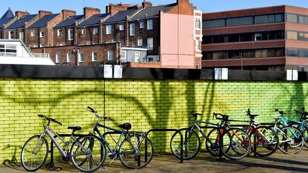 Savvy millennials who cycle to work will own their own home by the time they hit 60!