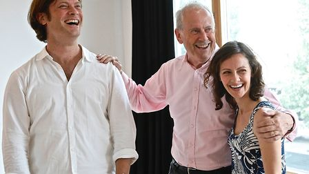 Hamlet stars three members of the same family. Picture: Francis Loney