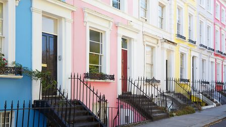 House prices are up 3.82 per cent in Camden since May, with prices increasing 8.13 per cent in compa