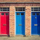 Well-painted doors can enhance the appeal of a property, says George Clarke