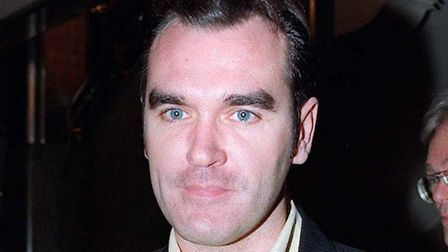 Morrissey, pictured in 1994. Stephen Street produced his early solo work and the entirety of The Smi