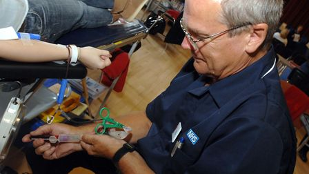 Blood donors are being sought. Picture: ARCHANT