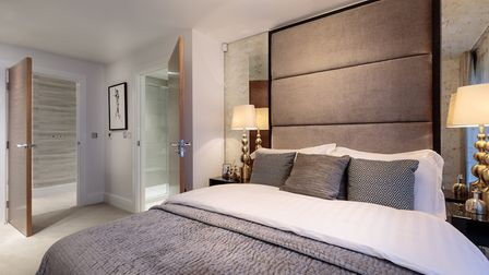 The interiors at Highgate Court have been designed by Blocc Interiors