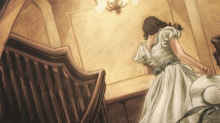 Illustration by D.G. Smith from The Folio Society edition of Rebecca by Daphne du Maurier ©D.G. Smit