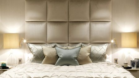 Luxury today means imitating the world's top hotels, with rich fabrics in sumptuous textures