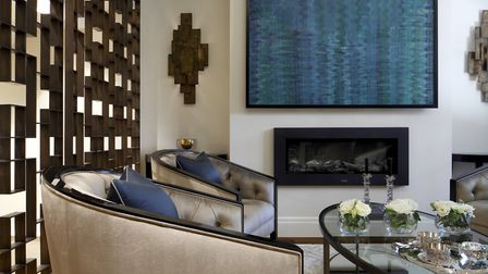 Clients often need their reception areas to be formal and particularly impressive for when they ente
