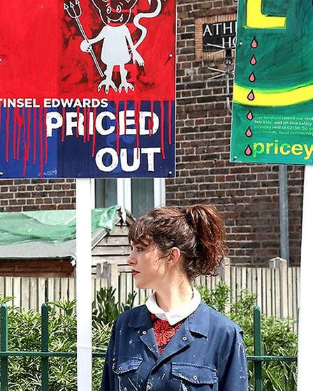 Priced out by Tinsel Edwards, Dunlin Press, £12.99