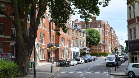 Housing types vary from £5 million detached homes to flats in mansion blocks on West End Lane