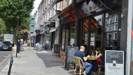 West Hampstead Area Guide Cafes
