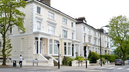 Demand for Belsize Park proeprty booming? Sometimes stats aren't quite what they seem.