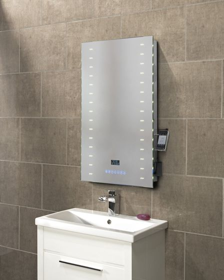 DAB Radio Mirror, 496, available from Roper Rhodes