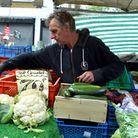 Queen's Crescent Market, which was run by a community association between 2013 and 2015. Picture: PO