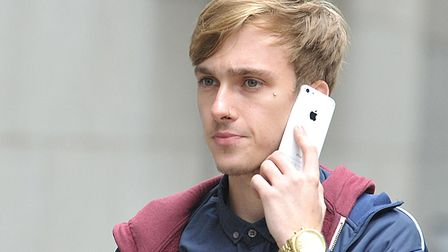 Charlie Alliston, 20, outside the Old Bailey on Monday. Picture: Nick Ansell/PA Wire