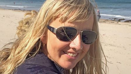 Kim Briggs died following the collision. Picture: Met Police/PA Wire