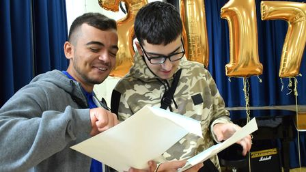 GCSEs at North Bridge House.