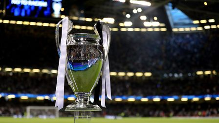 The Champions League group stage gets underway in September (pic: Nick Potts/PA Images).