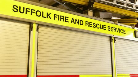 Suffolk Fire and Rescue.