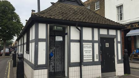 Public toilets in Church Street, Marylebone, have been closed despite objections from campaigners. P
