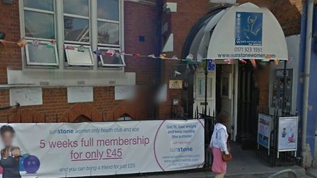 The Sunstone women's-only club in Stoke Newington before it closed. Photo Google StreetView