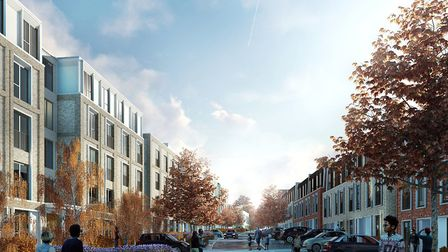 HTA Design LLP is designing the Pocket Living homes at West Green Place in Haringey