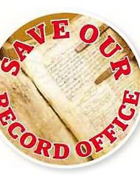 The Lowestoft Journal is backing the camaign to save the record office. Logo: Archant.