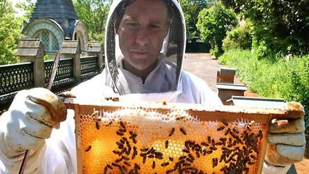 Highgate Cemetery beekeeper and independent documentary filmmaker Maurice Melzak passed away on Sept