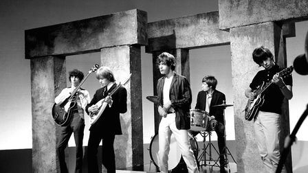 The Rolling Stones performing in 1968 - the year after they appeared at The Manor House. Picture: PA