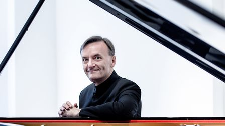 Pianist Stephen Hough. Picture: Sam Canetty-Clarkes