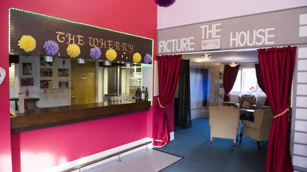 The memory cafe is designed to assist people with early onset dementia. Picture: Nick Butcher