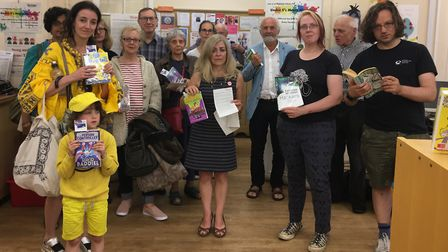 The Friends of Highgate Library meet in its Shepherd's Hill address. Picture: FOHL