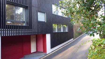 Valhalla, 89 Swains Lane, Highgate. Picture: Open House London
