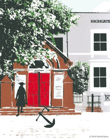 Highgate Literary and Scientific Institution in South Grove invites the public to visit this weekend