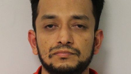 A man who attacked and attempted to rape his victim at knifepoint in her own home has been jailed. N