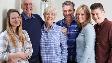 Muligenerational living has become more common place. Photo: Thinkstock