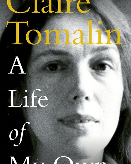 Jacket image A Life of My Own by Claire Tomalin