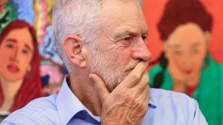Jeremy Corbyn says he does not know how he would vote in a second referendum Photo: PA / Gareth Ful