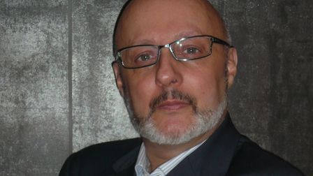 Dr Simon Harding, criminologist at Middlesex University. PICTURE: Supplied by Dr Simon Harding