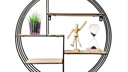 Circular shelf, 12, available from Tiger